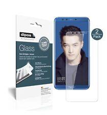 2x Huawei Honor 9 Lite Schutzfolie - Panzerfolie 9h Folie Dipos Glass