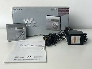 Vintage Sony Walkman MZ-R501 Recording MD Walkman - Boxed Excellent Condition