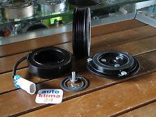 Opel Astra G  H  + Zafira A  B Benzin Klimakompressor Magnetkupplung Delphi NEU
