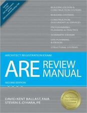 ARE Review Manual by David Kent Ballast and PE, Steven E O'Hara (2010,...