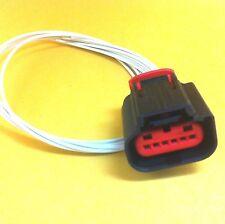 Peugeot Citroen Ford Maf Sensor De Masa de Aire Conector Telar de cableado 1.4 HDI 5WK9631
