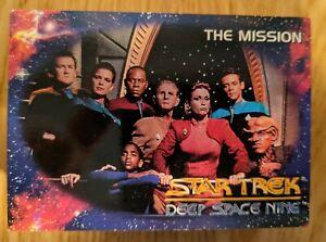 Star Trek Deep Space 9 Sky box 1993 100 Card Complete Set