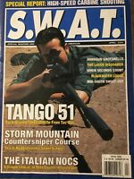 Swat Magazine June 2001,S&W 646 Revolver,Korth Combat Model