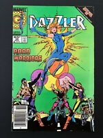 DAZZLER #40 MARVEL COMICS 1985 VF+ NEWSSTAND EDITION
