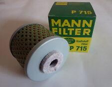 P 715 Kraftstofffilter MANN - FILTER, Magirus Jupiter, Deutz Motor,