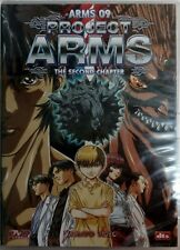 DVD - Project Arms The Second Chapter N° 9 - Yamato Ep. 31/34 - ITALIANO NUOVO