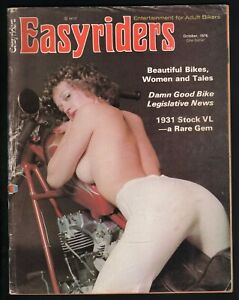 1976 October Easyriders - Vintage Motorcycle Magazine