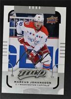 2015-16 Upper Deck MVP Silver Script #48 Marcus Johansson - NM-MT