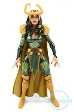 "Marvel Legends 6"" Inch A-Force 6-Pack Avengers Lady Loki Loose Complete"