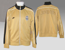 NUOVO Nike Juventus Football Club Giacca di transito medio oro