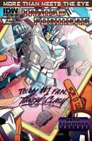 Transformers More than Meets the Eye #41RI VF 2015 Stock Image