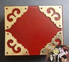 Vintage Square Music Box : Pandora Hearts - Everytime You Kissed Me