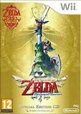 Legend of Zelda Skyward Sword | Nintendo Wii | Excelente Y Envío Rápido