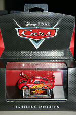 "DISNEY PIXAR CARS ""LIGHTNING McQUEEN - PRECISION SERIES"" IMPERFECT PACKAGING"