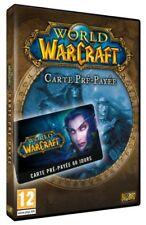 Jeux vidéo World of Warcraft (WoW) activision PC