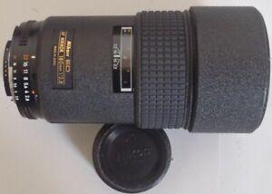 Nikon AF NIKKOR 180mm f/2.8 IF ED Lens