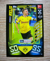 Topps championnat Match Attax EXTRA 19//20 Marwin Hitz Borussia Dortmund Carte 625