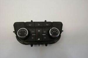 12 13 14 15 16 17 NISSAN VERANO Temperature Control Without Heated Seats