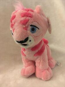 RARE MORPH NEOPETS Pink Kougra (Snap Creative Mfg., Inc 2006) Limited Too. BoxB