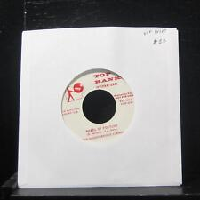 "The Knightsbridge Strings - Wheel Of Fortune 7"" VG+ RA-2014 White Promo Vinyl 45"