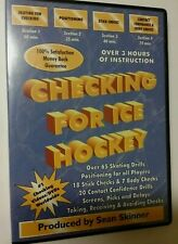 Checking for Ice Hockey (DVD, 2003)  2 DVD SET - Region 1 US and Canada