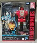 Hasbro Transformers Studio Series 86-07 Leader Dinobot Slug and Daniel Witwicky