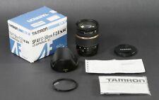Tamron SP A016 17-50mm f/2.8 Di-II XR AF IF, For Canon APSC Crop Sensor, Clean