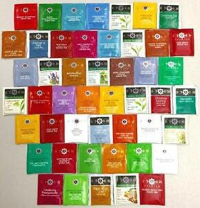 Stash Tea samplers (18 Flavors (45 Bags) +5 Honey Stix)