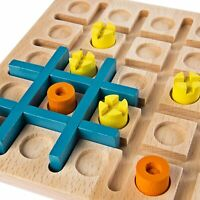 Tic Tac Two – Strategy-Based Board Game For Children And Families
