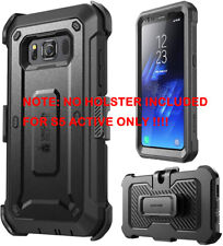 Samsung Galaxy S5/S6/S7/S8 Active Case, SUPCASE Holster Cover + Screen Protector