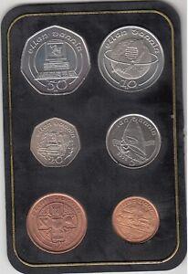 Coffret monnaie Ile De Man 1989