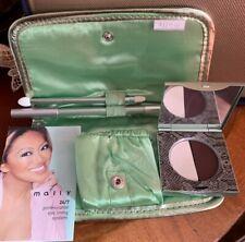 Mally 24/7 Eye lining System Plum Duo Eyeshadow Plum+Eyeliner Perfect Plum .14oz
