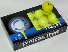 15 Srixon Q-star Yellow golf balls grade AAAAA Best Srixon 5A balls
