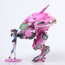 Hot D.VA MEKA Mobile Suit PVC Statue  Figure With Retai BOX Overwatch DVA