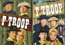 F Troop Season 1 & 2 (Complete Series) DVD TV Shows Forrest Tucker BRAND NEW