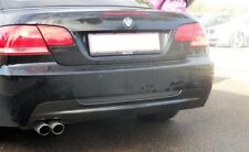 BMW E92/E93 320/325/328/330 carbon diffuser