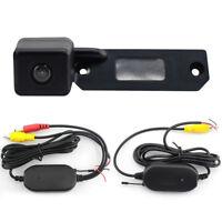 sans fil Direct Fit Support Rétroviseur Recul Caméra inversée pour VW TOURAN