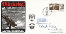 Air Attack on Warsaw Sept 1939 Signed R Z Peisker  300 Polish Sqn 1944