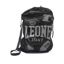 BORSONE LEONE SPORT AC900 MESH BAG SACCA   ACCESSORI BOXE THAY KICK MMA