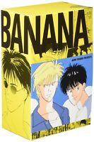 manga Japanese comic BANANA FISH Releases Reprint Version Box #4