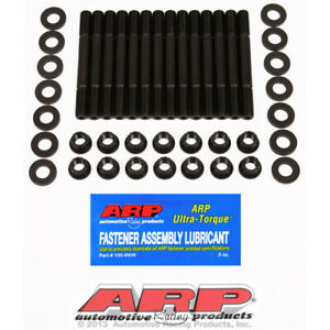 ARP Crankshaft Main Cap Stud Set 203-5405; 8740 Chromoly