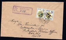 Fiji 'QARINI' cover (C16)