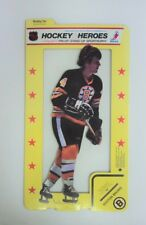 1975 NHLPA Hockey Heroes Stand-Up Boston Bruins HOF Bobby Orr UNOPENED