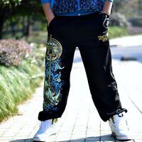 New Men's HIP HOP B-BOY Ecko SkateBoarding SweatPants Pure cotton Pants trousers
