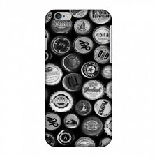 AMZER Snap On Case Beer Caps Monochrome HARD Plastic Protector Phone Cover