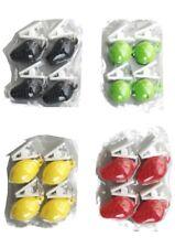 Tischdeckengewichte Tischdeckenbeschwerer Früchte mit Clip 4-fach sort. 16 Stück