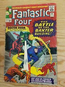 Fantastic Four #40