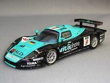 IXO 1:43 Maserati MC12 2005 FIA GT Spa 24H Winner #9 from Japan