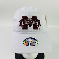 Ouray Mississippi State Bulldogs Small Fit Hook And Loop Hat NCAA College NWT