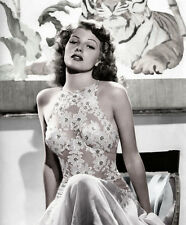 RITA HAYWORTH 8X10 GLOSSY PHOTO PICTURE IMAGE #26